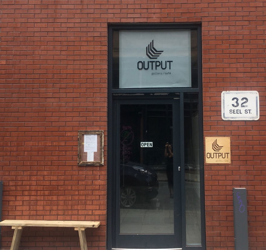 Output Gallery, Seel Street